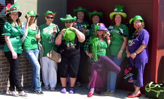 green hatter group